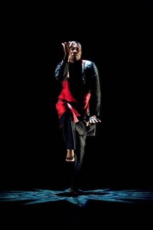 Vuyani dance company Gregory Maqoma