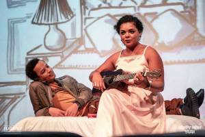 Happy New Year A Play with Songs Fugard Theatre