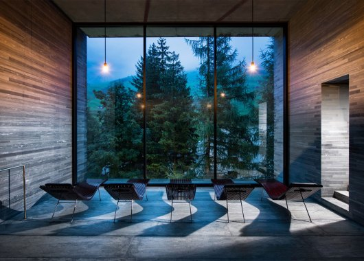 Peter Zumthor's Therme Vals