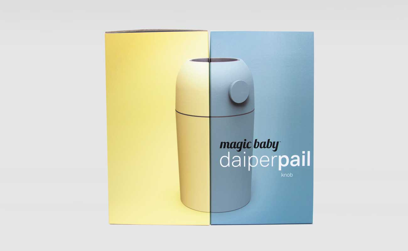 Magic Baby Daiperpail