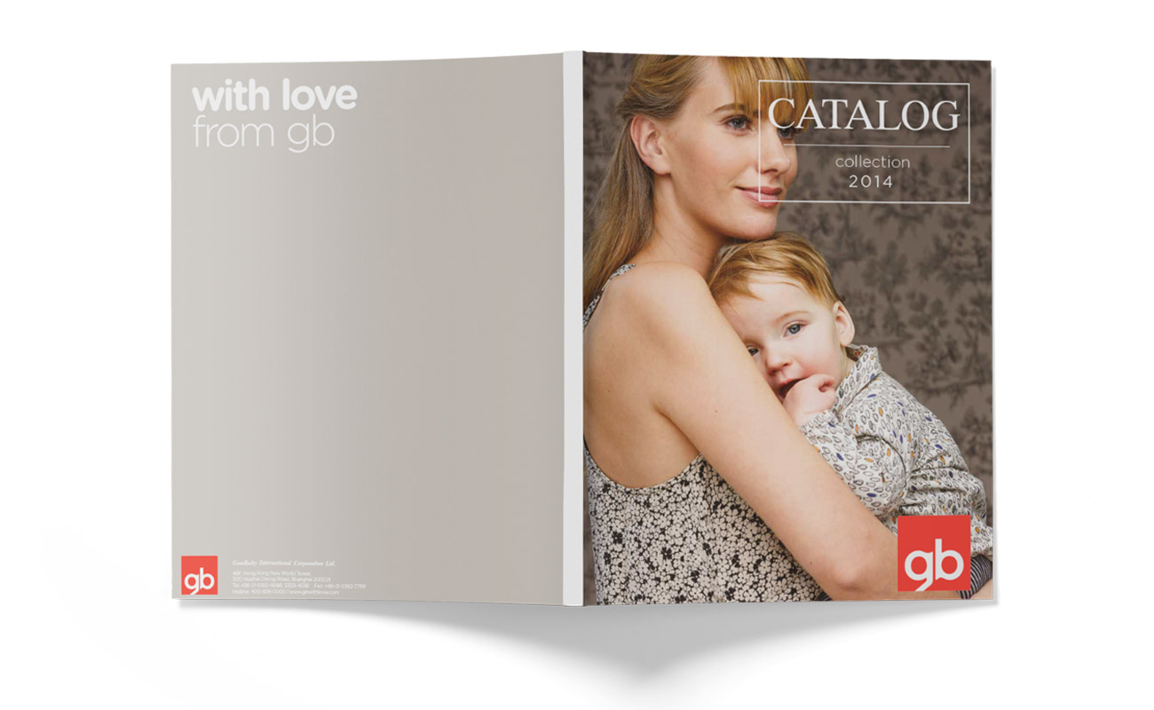 Goodbaby catalogus cover