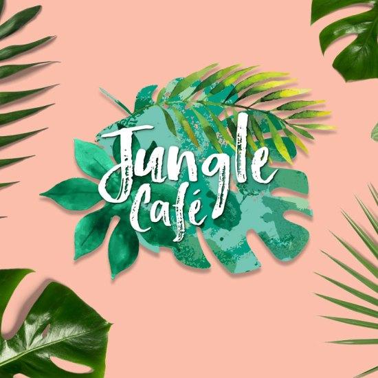Diergaarde Blijdorp Jungle café logo