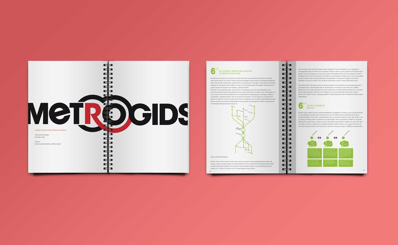 Metrogids Pagina 1