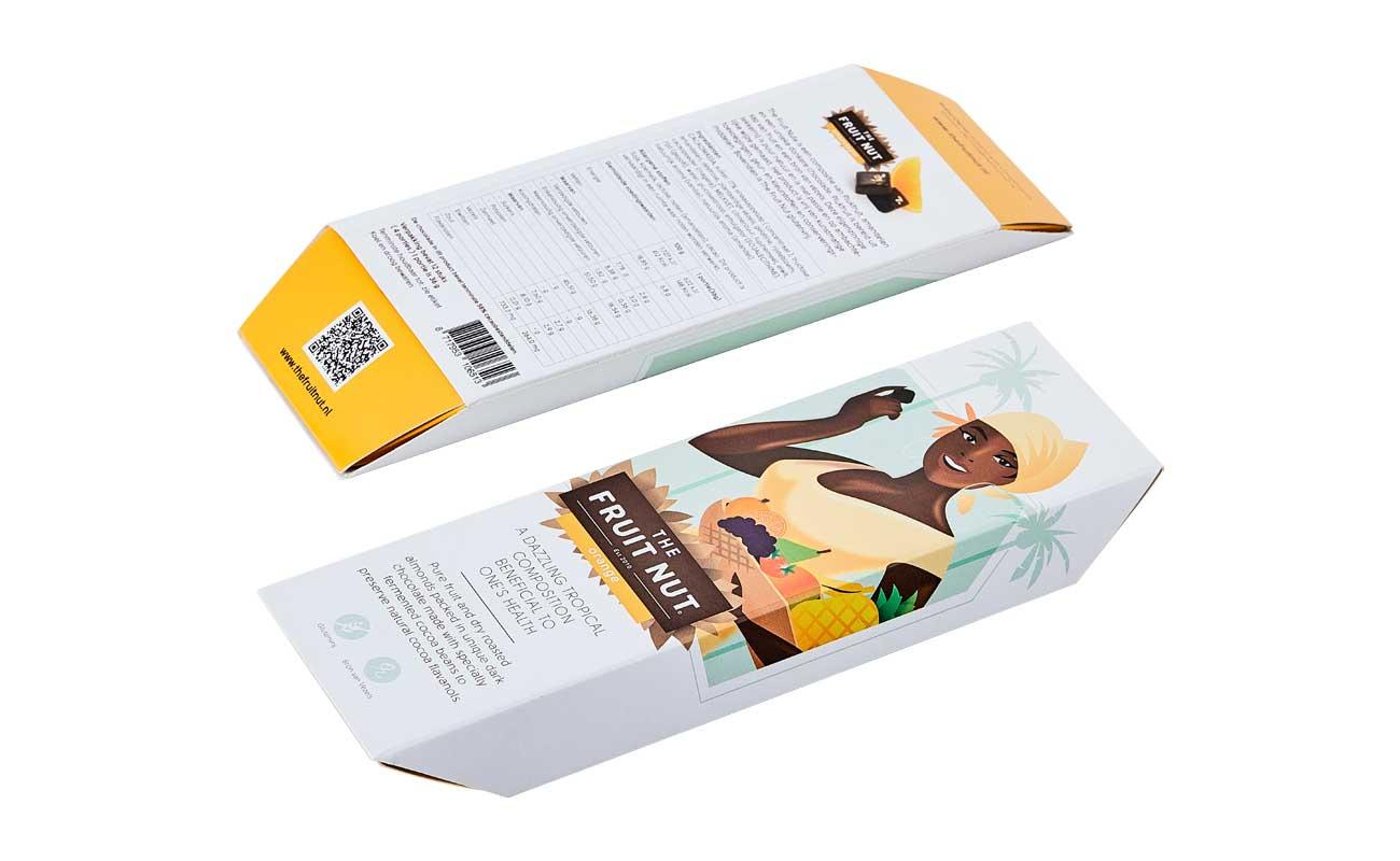 Fruitnut verpakking