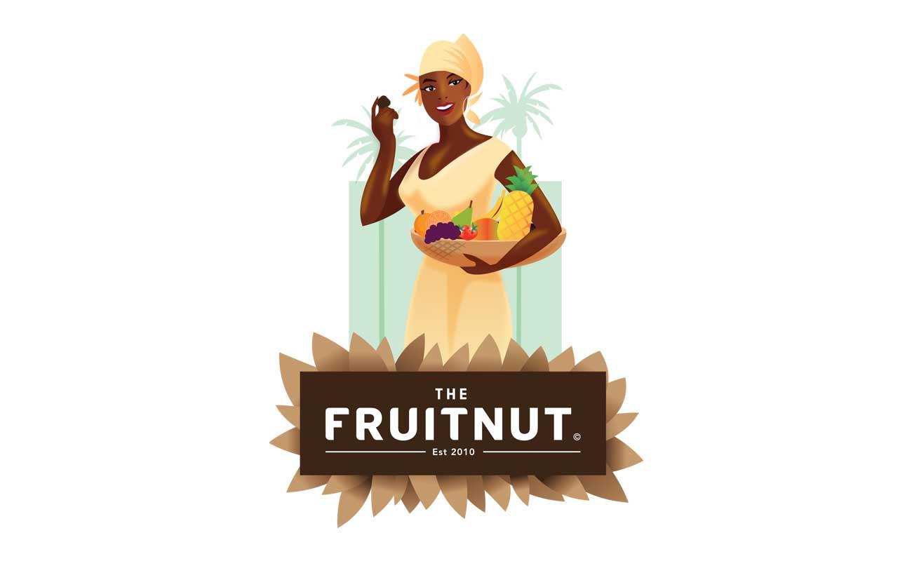 Fruitnut logo