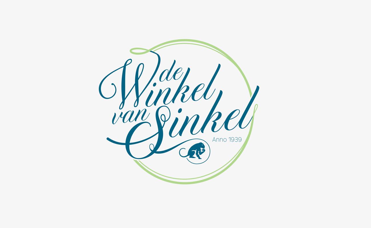 Diergaarde Blijdorp Winkel van Sinkel logo