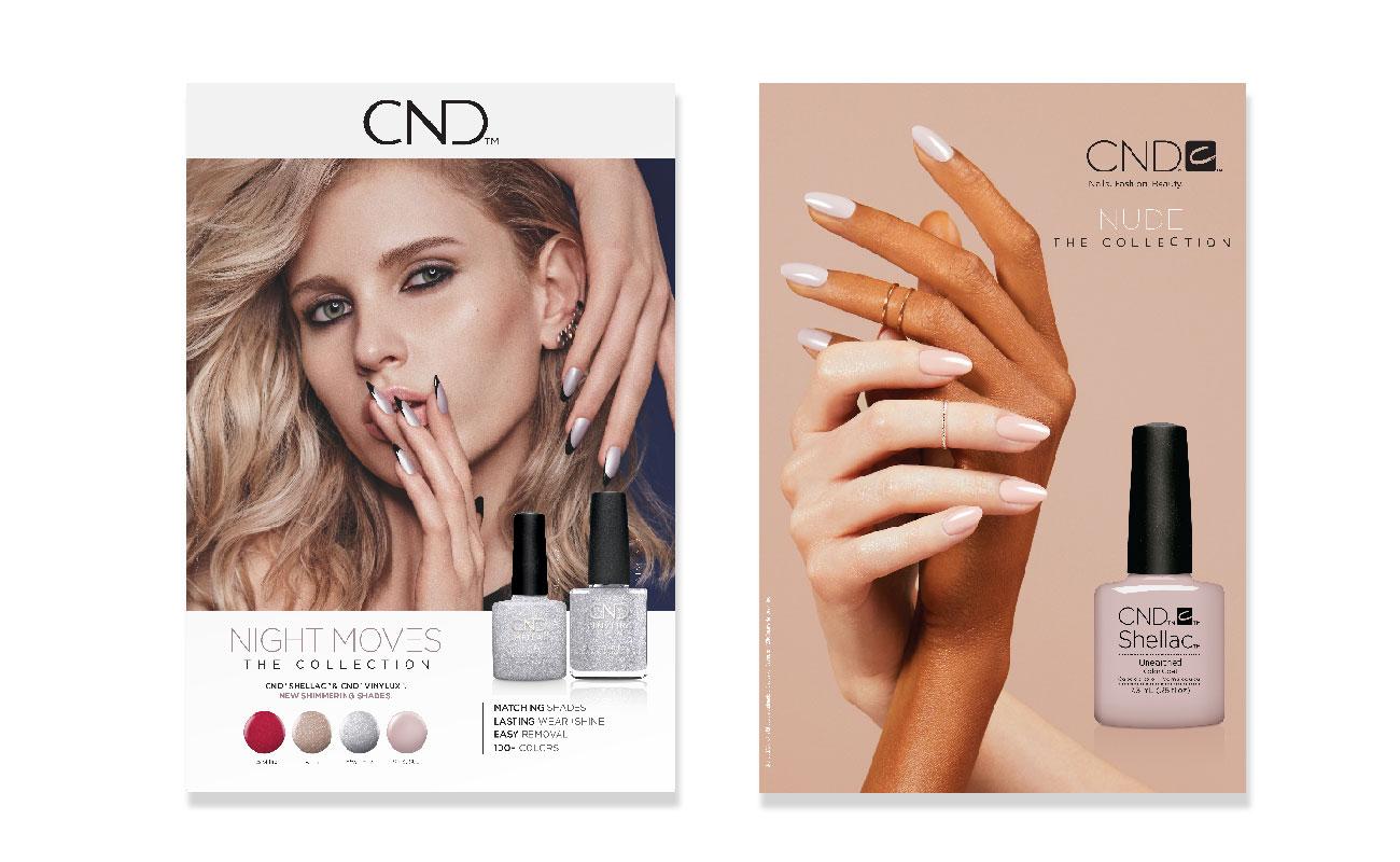 CND Beauty XL affiches