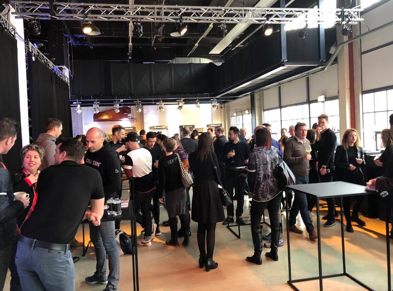 Rev'it International Sales Meeting bezoekers