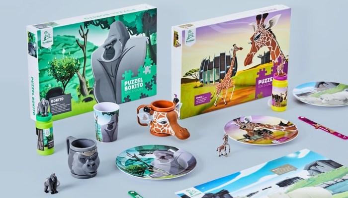 Diergaarde Blijdorp merchandise alle producten