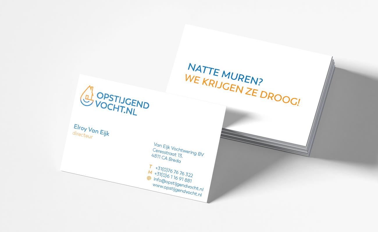 Opstijgendvocht.nl Bedrijfskaartje