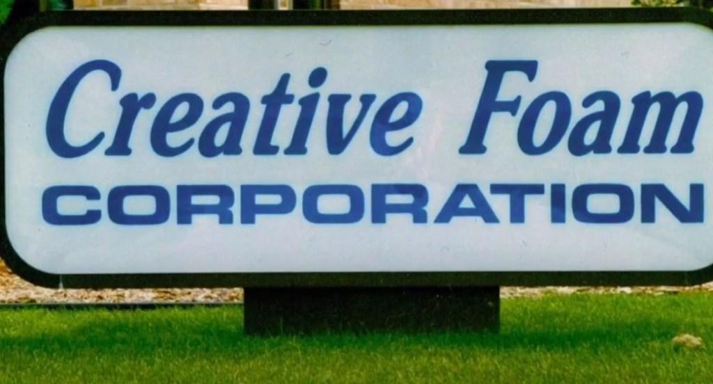 Creative Foam Founded
