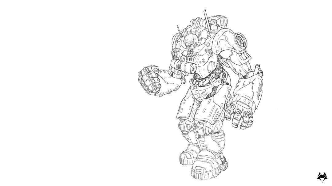 Ironman Brutal Suit final version