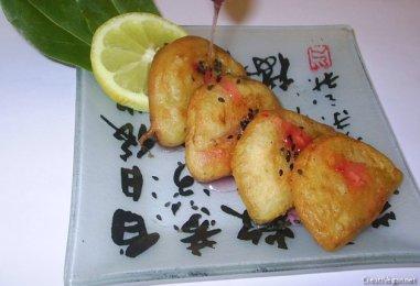 tempura de verduras