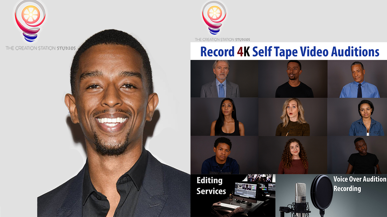 Entrepreneur/Actor Kevin L. Walker founds the self tape and entertainment production company The Creation Station Studios, aimed at bridging the gap between actors and the self tape audition world.