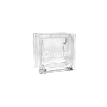 Personalised glass money box