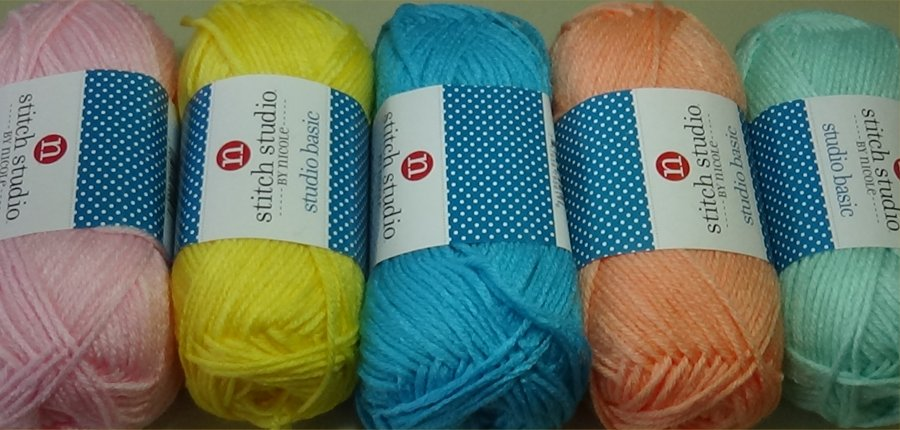 yarn sampler pack Basics