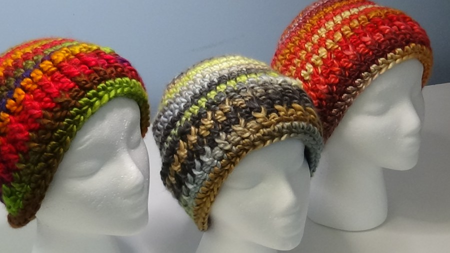 Crochet Chunky Hat
