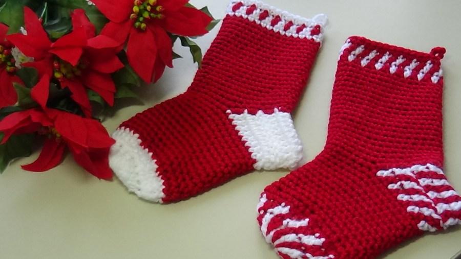 # 550 Christmas Stockings