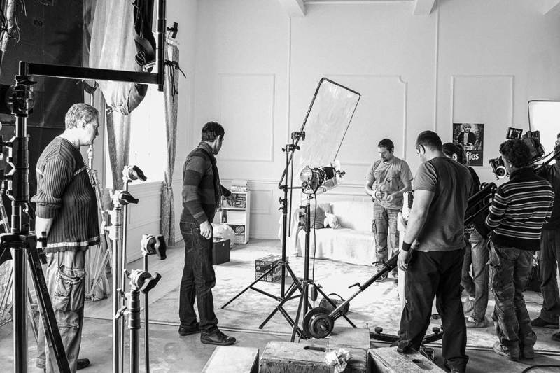 PUFIES-Making-of TVC