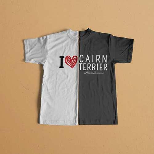 Camisetas Cairn Terrier