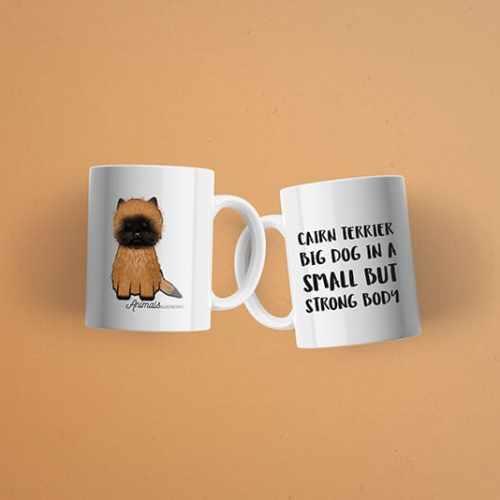Tazas Cairn Terrier
