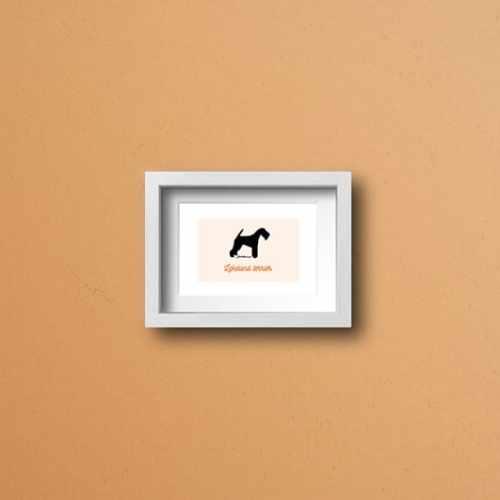 Láminas Lakeland Terrier