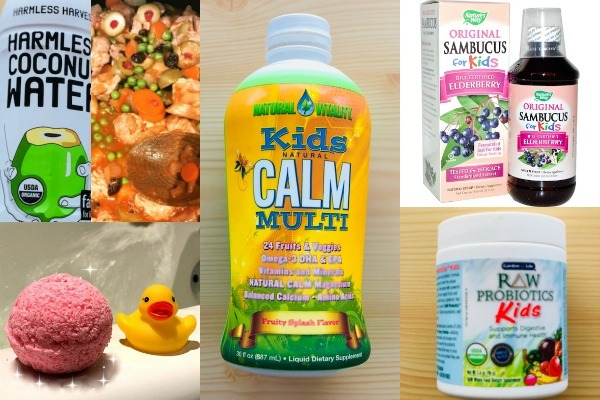6 Natural Ways To Protect Your Family From The Flu