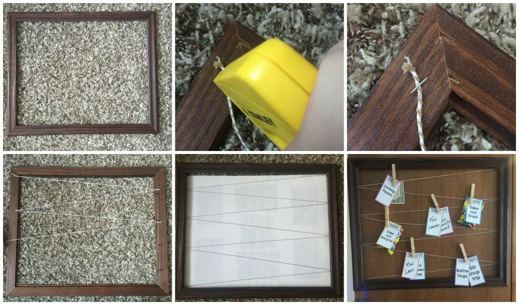 Easy Chore Board and Spring Cleaning Tips! FREE Printables! | www.housewivesofriverton.com