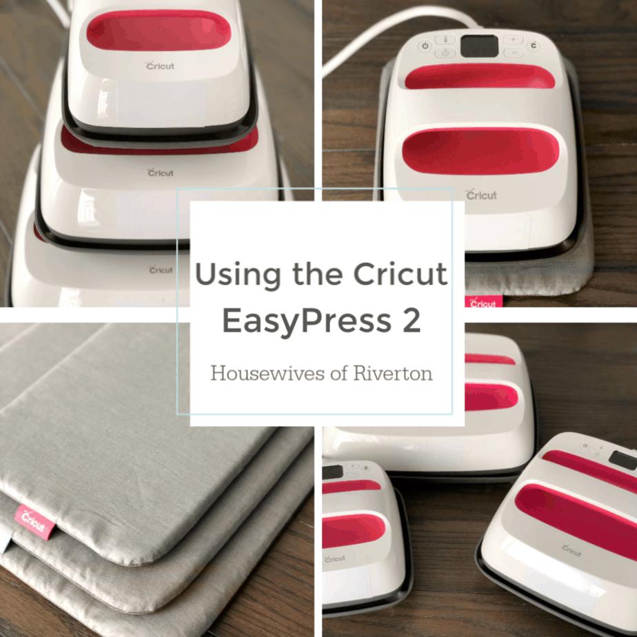 Using the Cricut EasyPress 2 | www.housewivesofriverton.com
