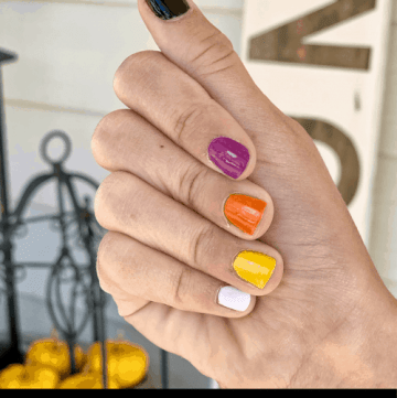 DIY Halloween Nails for Anyone