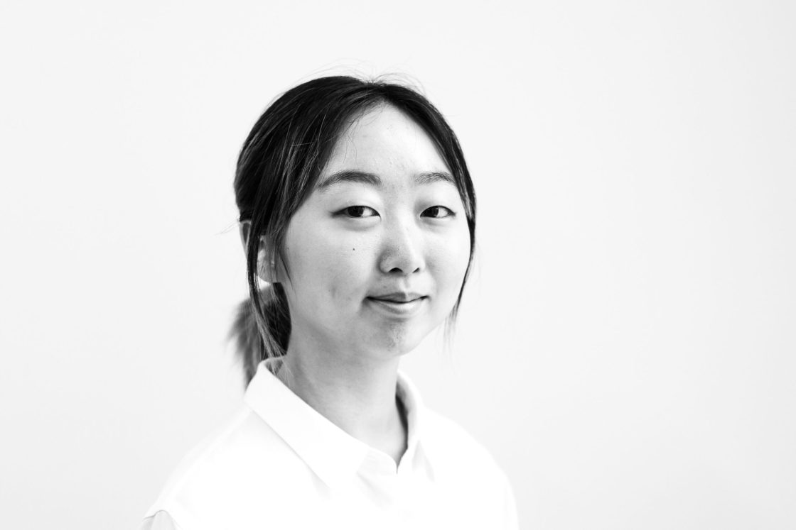 A headshot of Sarah Whang.