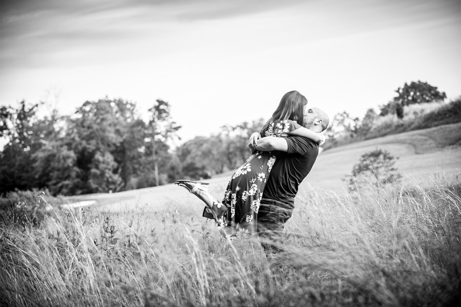 Alapocas State Park Delaware Engagement Session