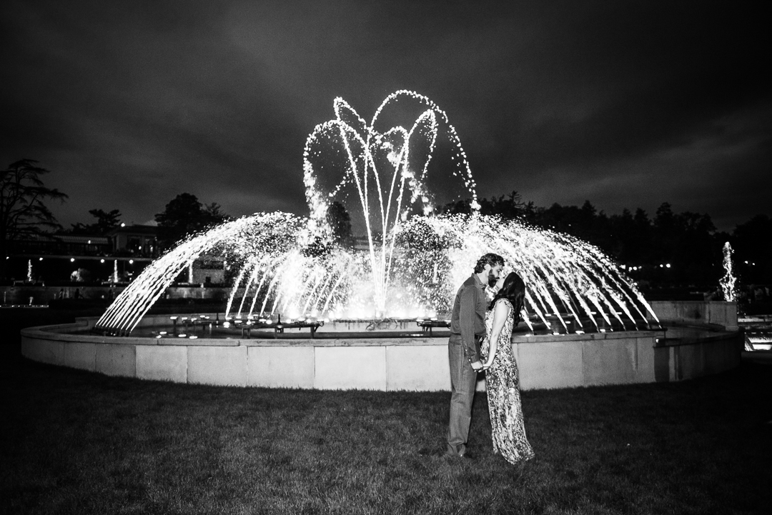 Longwood Engagement Session