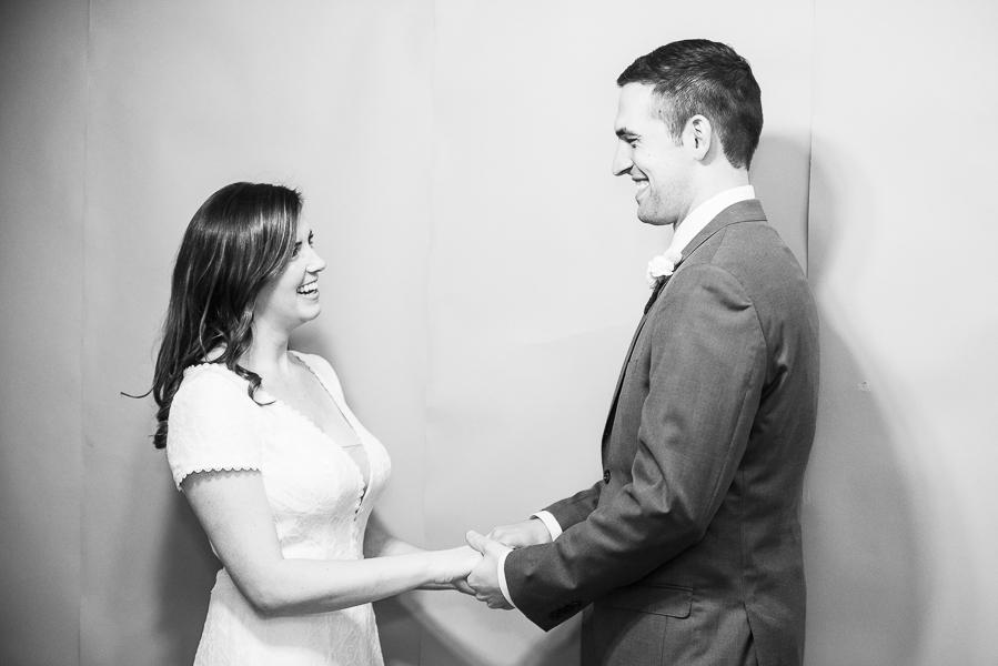 Intimate Delaware ceremony