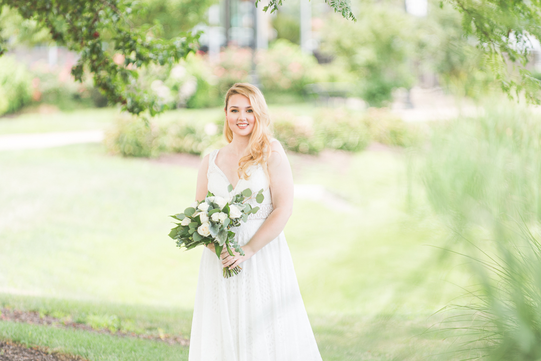 Bride at Riverfront Events