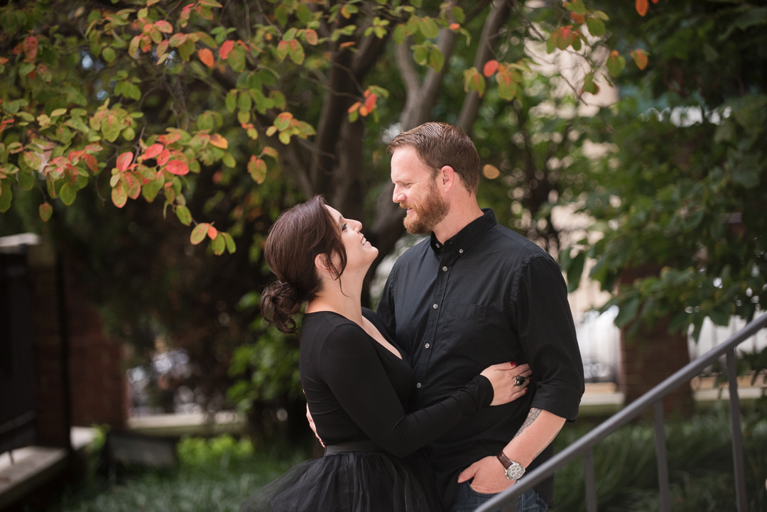 Wilmington Delaware Engagement Session