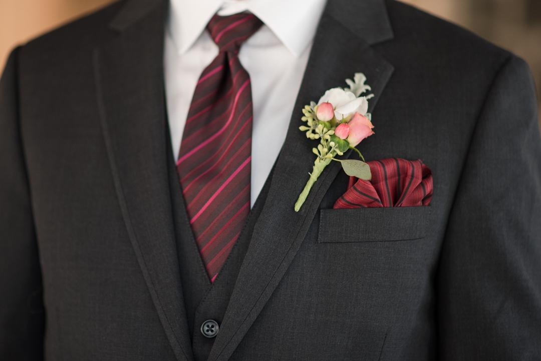 October Wedding flower
