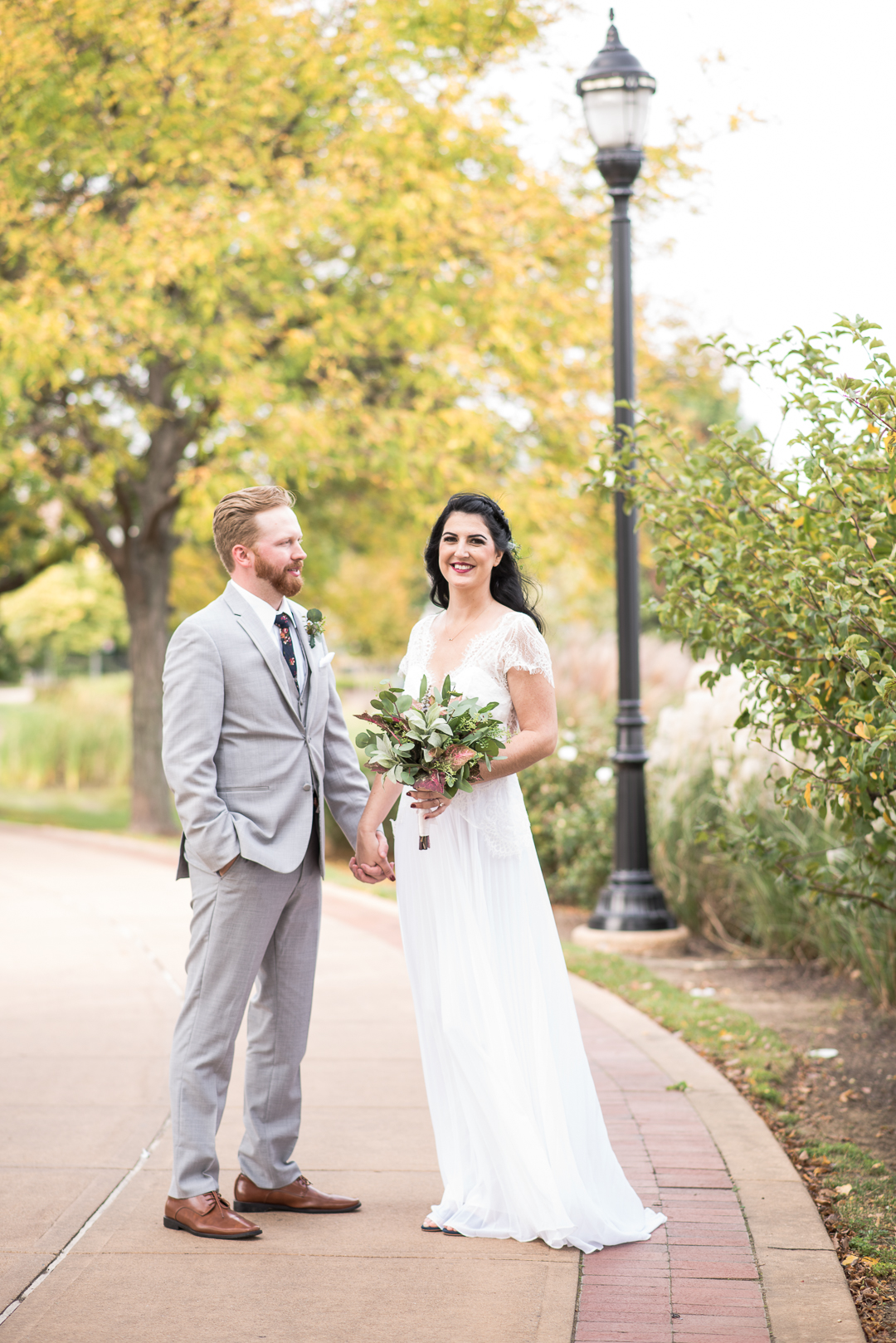 Riverfront Events Wedding in October