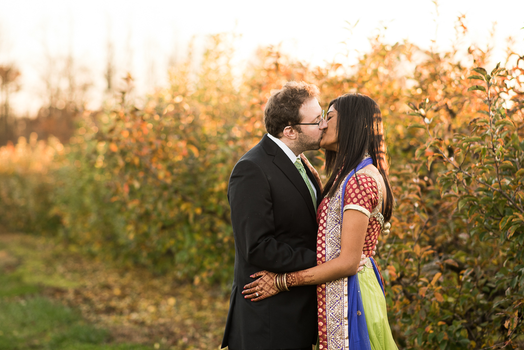 Milburn Orchards Engagement Session