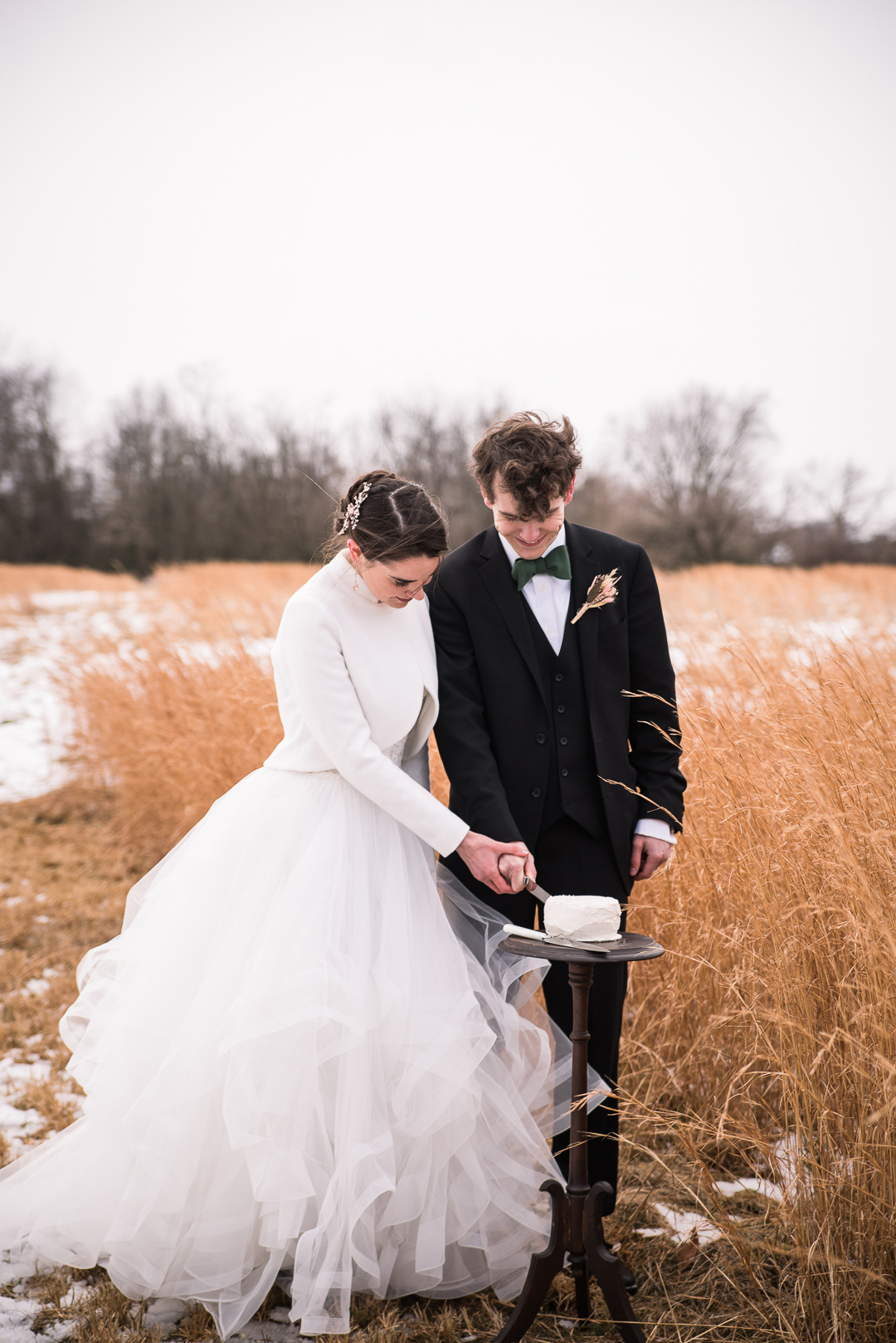 Prancing Deer Farm Wedding Reception