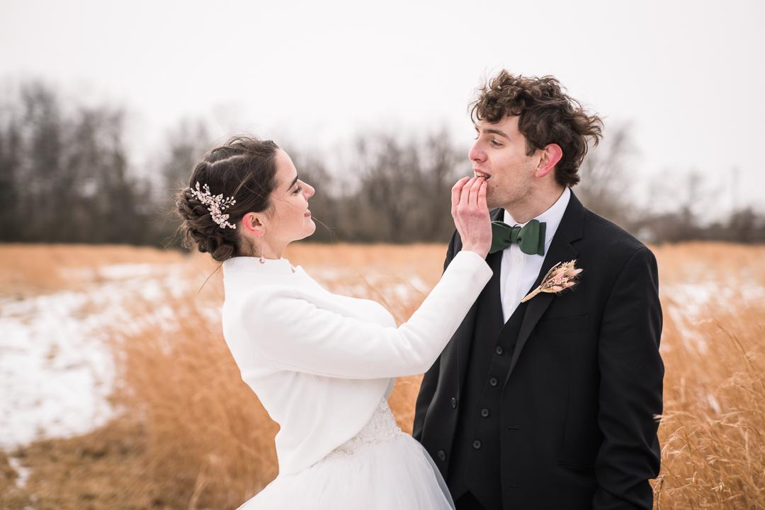 Prancing Deer Farm Wedding