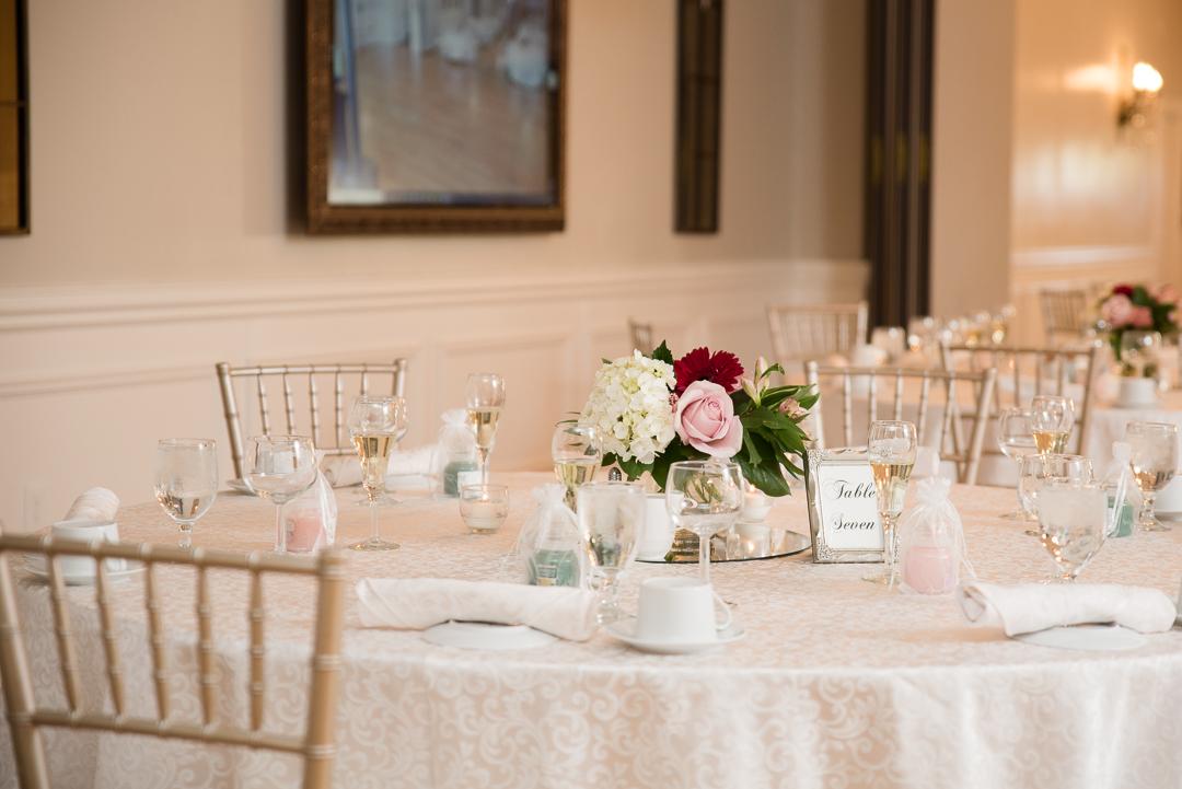 May Wedding in Wilmington Delaware
