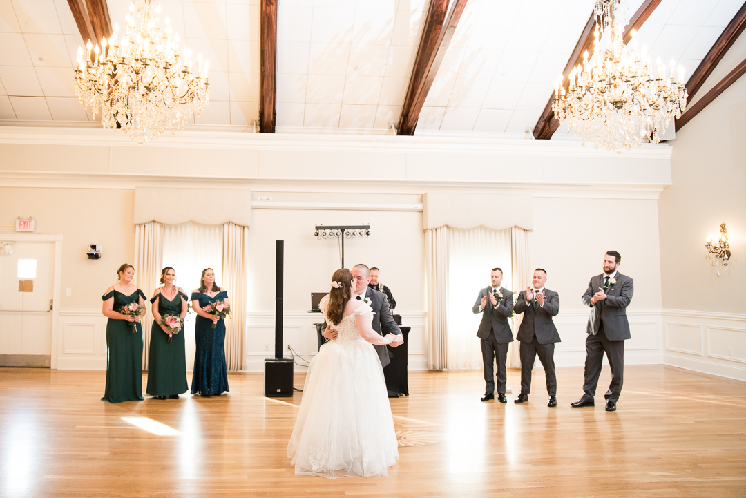 Whist wedding in Wilmington Delaware