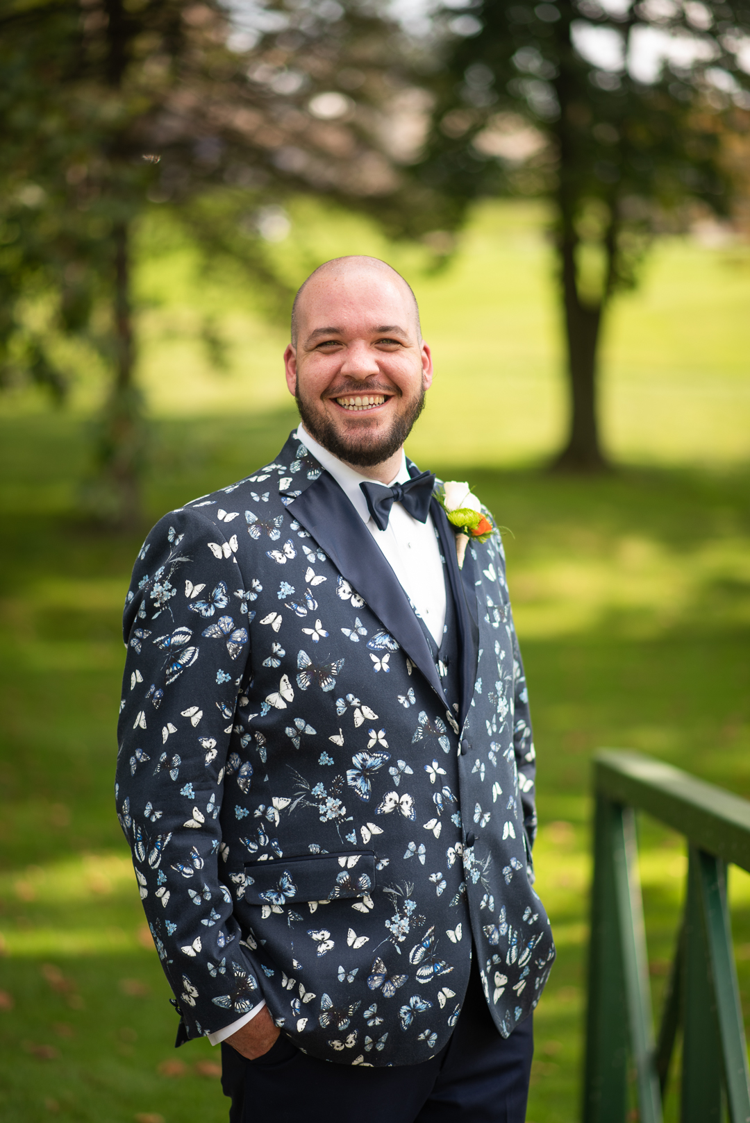 North Hills country club groom