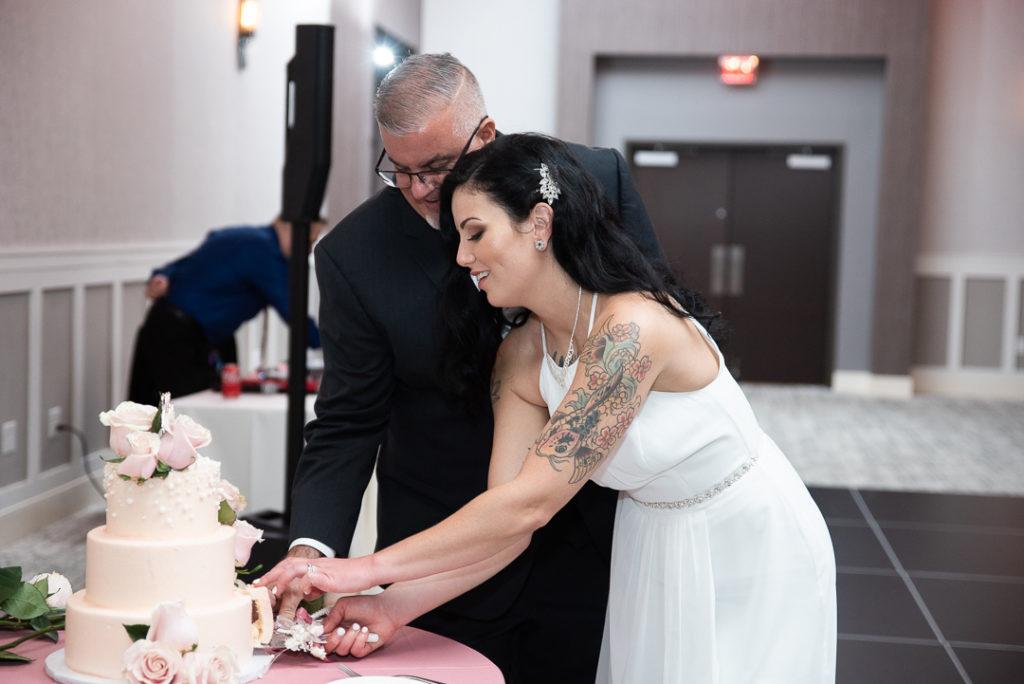 Riverfront Events Wedding