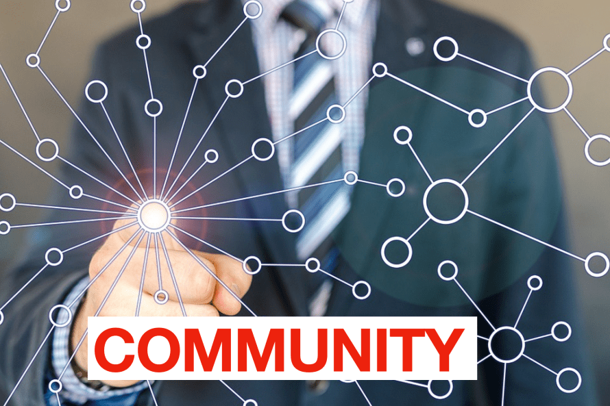 community featured Image