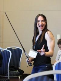 Sandra sword