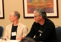 Tod McCoy and panelist