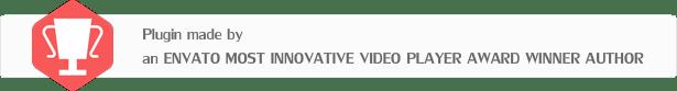 Elite Video Player - WordPress plugin - 1