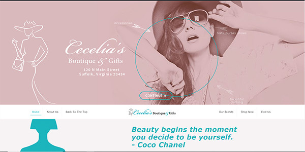 cecelias boutique